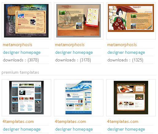 templates-freewebtemplates