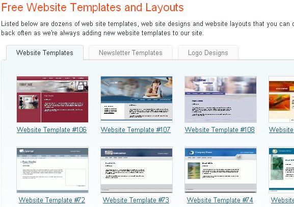 templates-interspire