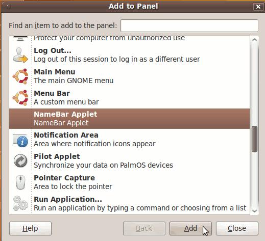 unr-add-namebar