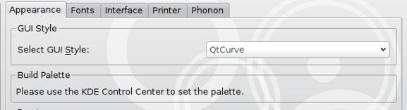 QT Configuration for Qt4