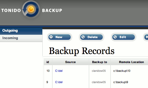 tonido-backup