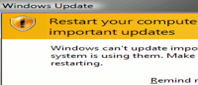 How to Prevent Windows From Restarting After An Automatic Update