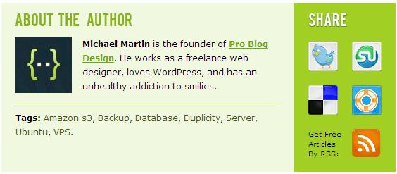 problogdesign author box