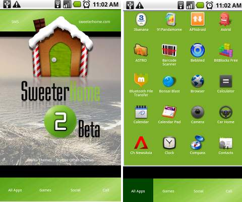 android-sweeter-home