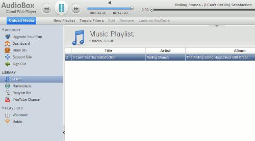 AudioBox - Play Music