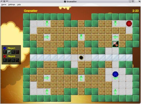 Granatier screenshot
