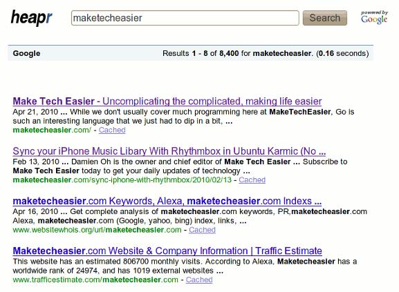 heapr-search-result