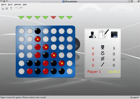Kfourinline screenshot