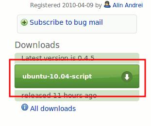 ubuntu-start-download