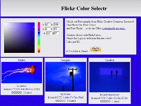 flickr-color-selector
