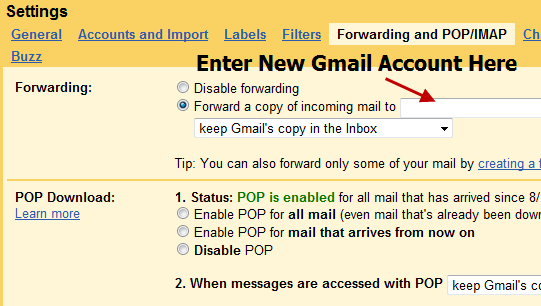gmail-forward-emails