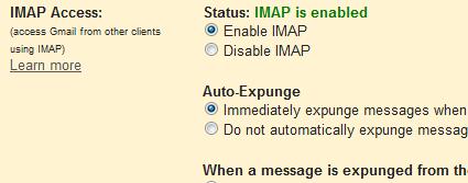 gmail-imap-controls