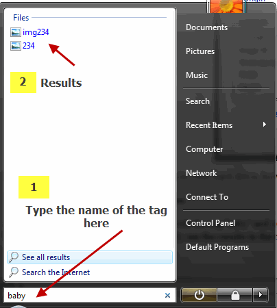 Search results for Tagged files in Windows