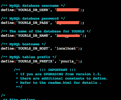 yourls-config
