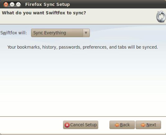 firefox-snyc-settings