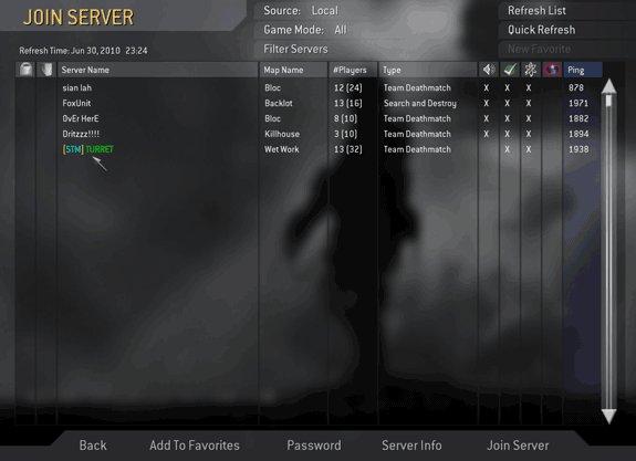 cod4-server
