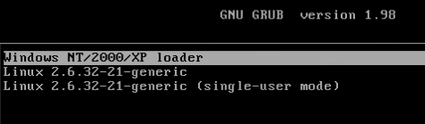 super grub disk detect