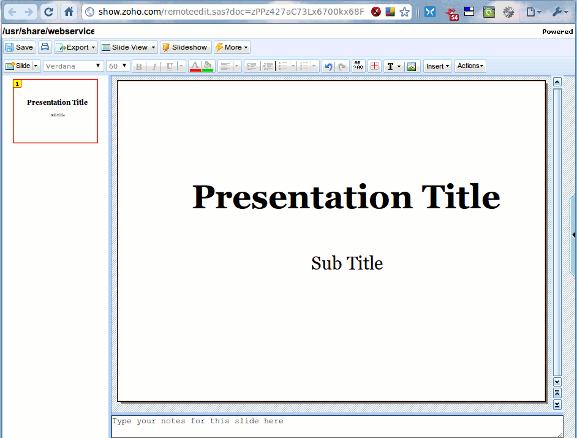 zoho-webservices-presentation