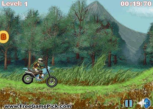 Nuclear Motocross screenshot