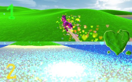 Pink pony screenshot
