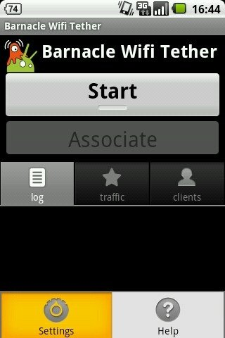 wireless hotspot barnacle app