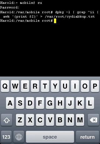 iPhone-CydiaBackup