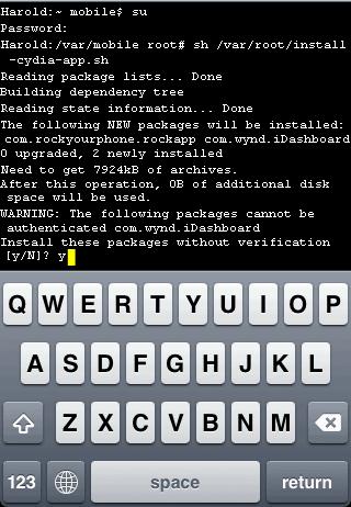 iPhone-CydiaInstallation