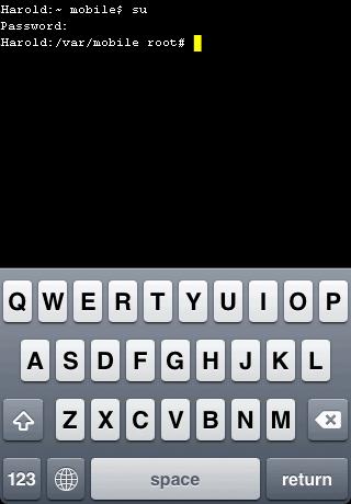 iPhone-TerminalLogin