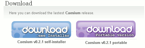 caesium-download
