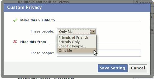 facebook-checkin-onlyme