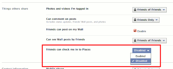 facebook-disable-checkin