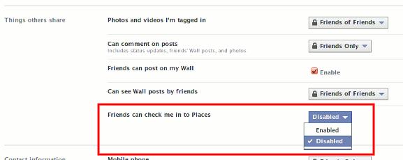 facebook-disable-checkin