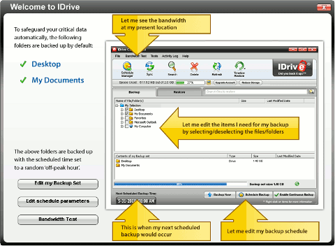 idrive-windows-settings