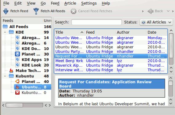 linuxreaders-akregator