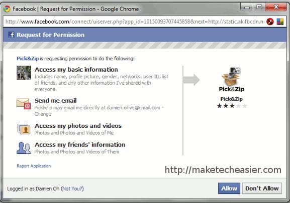 picknzip-facebook-permission