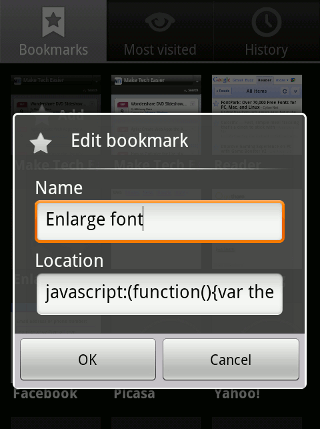 android-edit-bookmark