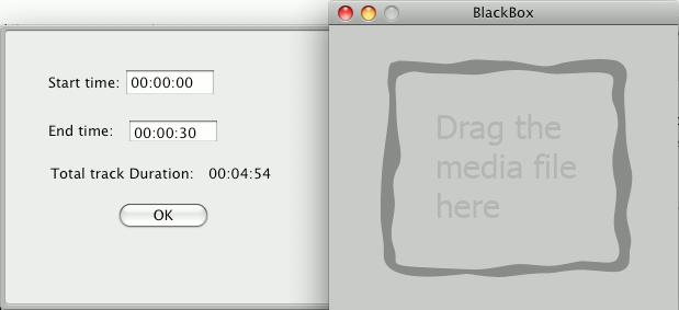 blackbox-start-end-time