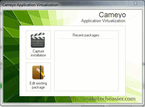 cameyo-capture-installation