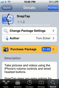 iPhone-SnapTapShots