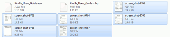 kindle-screenshots