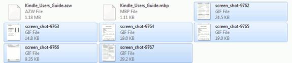 kindle-screenshots
