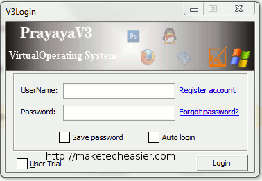 prayaya-login
