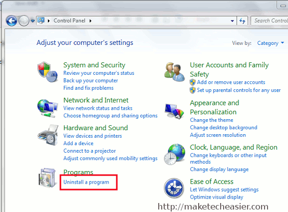 uninstall-ie9-control-panel