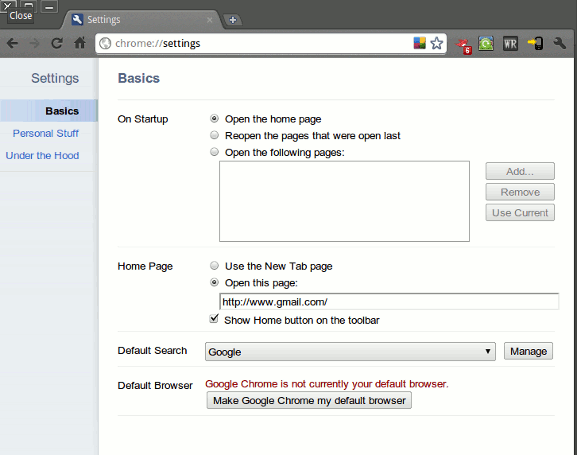 chrome-about-labs-settings