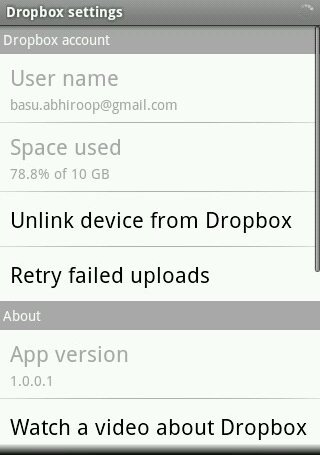 dropbox-settings