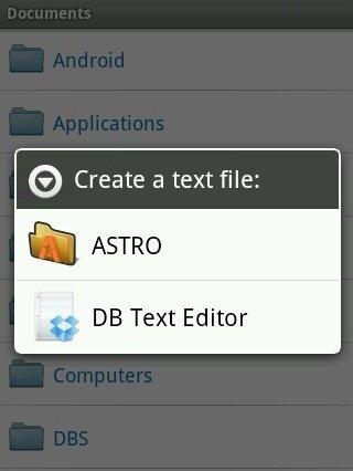 dropbox-texteditor