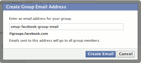 facebook-groups-email-address