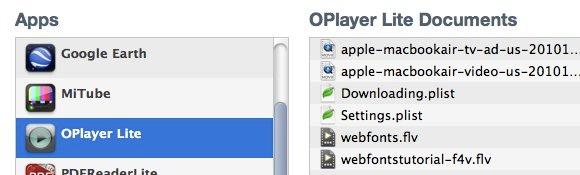 iTunes - OPlayer Lite
