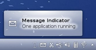 Message Indicator