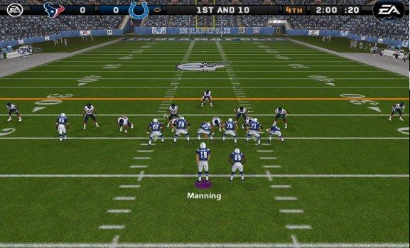 Madden NFL 08 running in Cedega